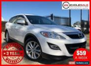 2010 Mazda CX-9 TB Series 3 Luxury Wagon 7st 5dr Spts Auto 6sp 4WD 3.7i [MY1 A for Sale